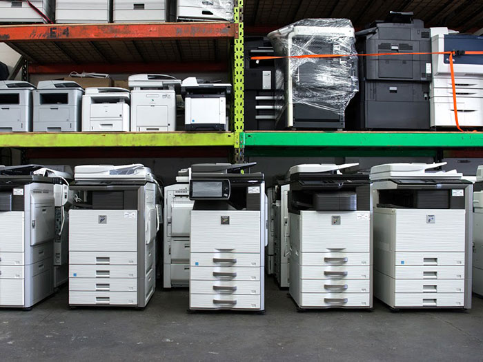 Copiers & Printers Sales & Installation Services