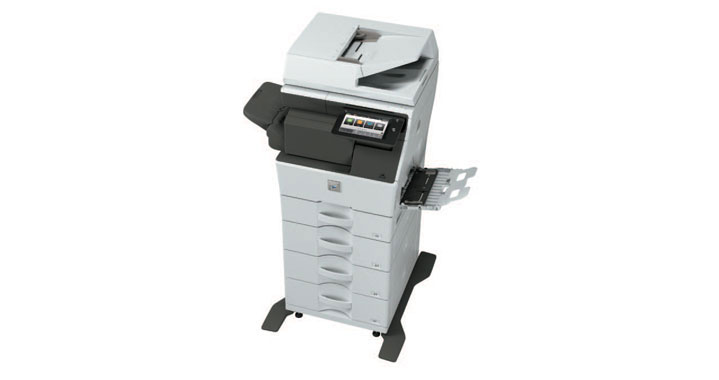 MX-B476W 47ppm Monochrome Multifunction Printer OC