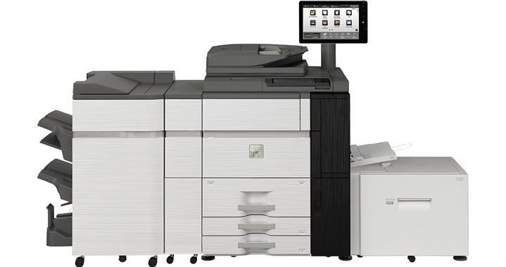 MX-7090N 70ppm High Quality Black & White Printer